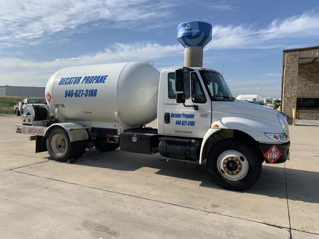North Texas Propane Delivery