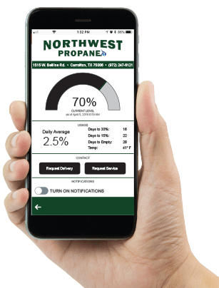 northwest my tank app