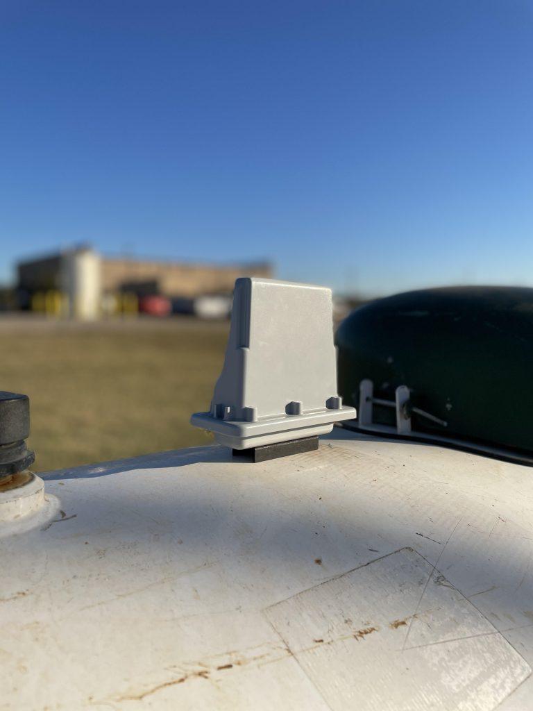 Propane Tank Monitor in North Texas