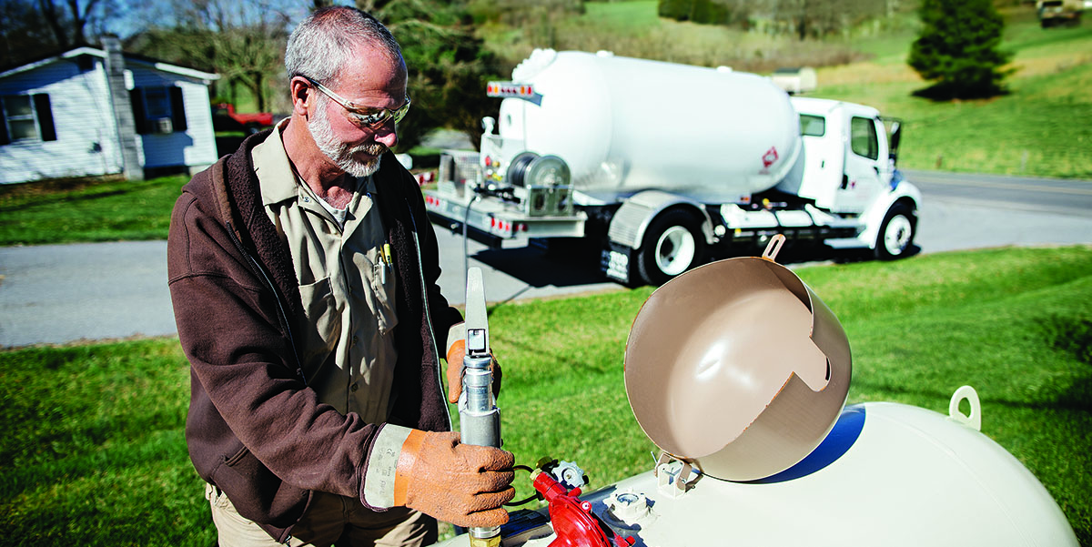 emergency propane delivery